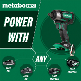 Cordless Impact Wrench power