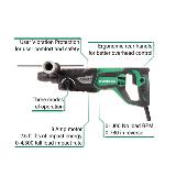 SDS Plus Rotary Hammer with Callouts
