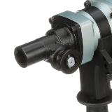 Rotary hammer detail