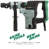 Rotary Hammer with Name Change