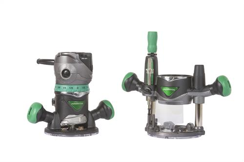 Plunge Base Router Kit
