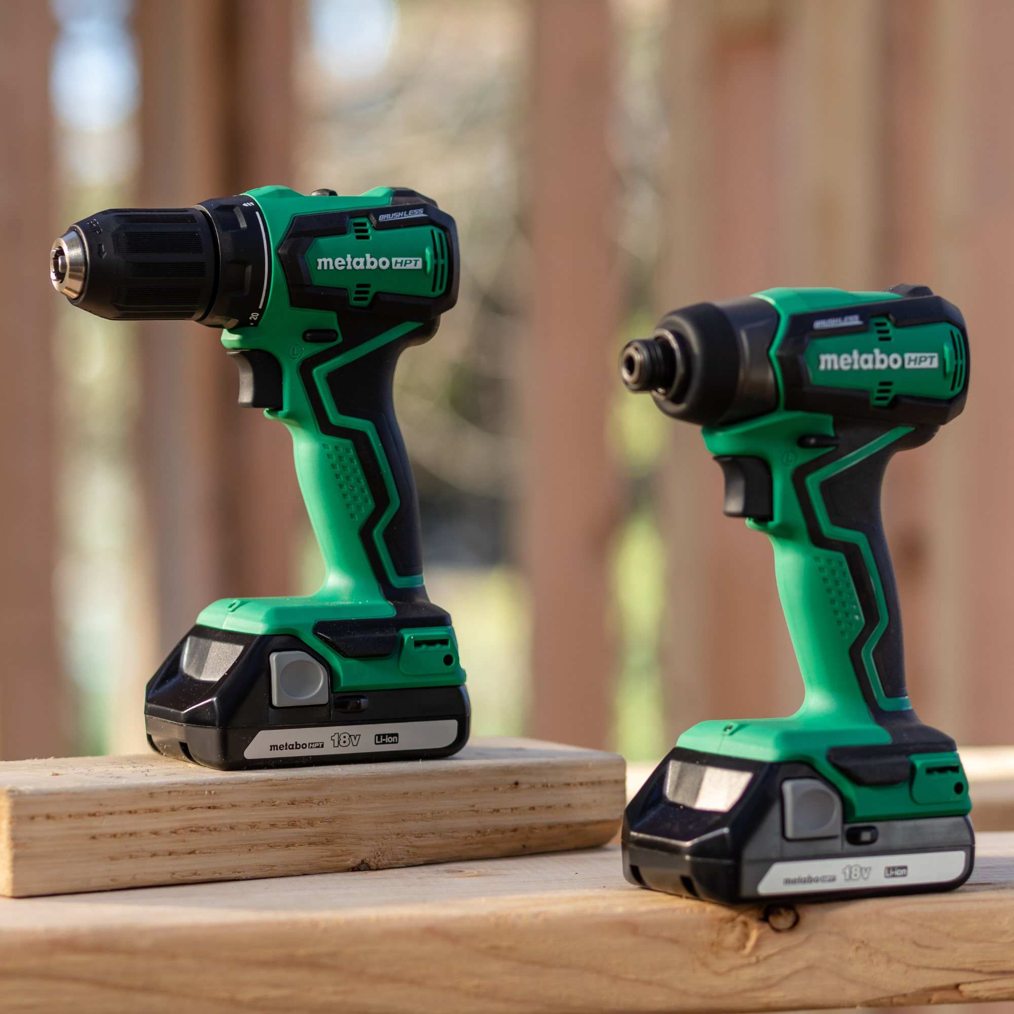 Cordless Sub Compact Drill and Impact Kit