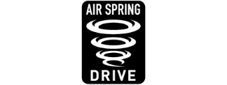Air Spring Technology Icon