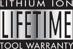 Metabo HPT Lifetime Warranty Stamp